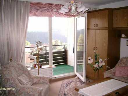 Preiswerte 1-Zimmer-Wohnung zum Kauf in Braunlage-Hohegeiß