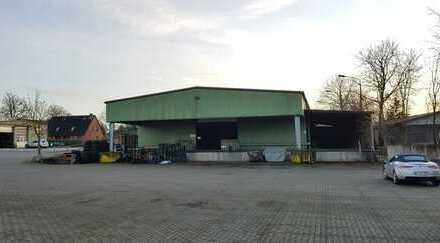 Hamburg -Schwerin-Berlin (A24) Gewerbegrundstück mit Büro, Lager, Halle + Freifläche