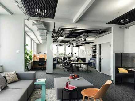 Moderne Teambüros in im Coworking Space | abschließbar und voll ausgestattet