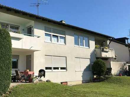 Vermietetes 4-Familien-Haus auf großem Südgrundstück in München-Waldperlach
