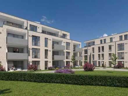 Neubau Penthouse Walle / 2-Zimmer / 2 große Dachterrassen