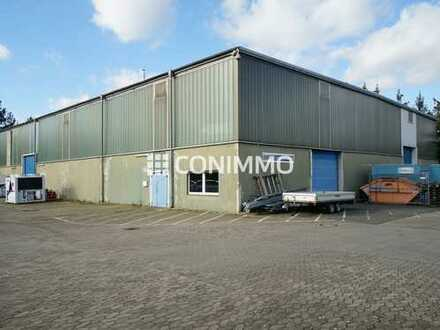 Verkehrsgünstige Lagerhalle in Langenhagen