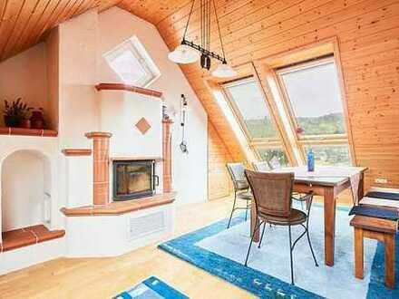 geräumige 5-Zimmer-Maisonette-Wohnung in Birkmannsweiler