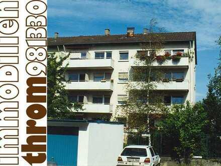 Wohnung mit Südbalkon in grüner Wohnlage