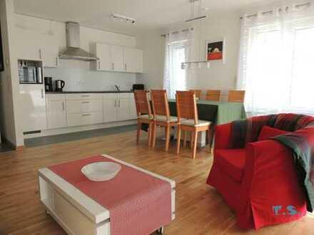 2-Zi-Appartment in S-Wangen in bester Lage, Neubau, Bestausstattung