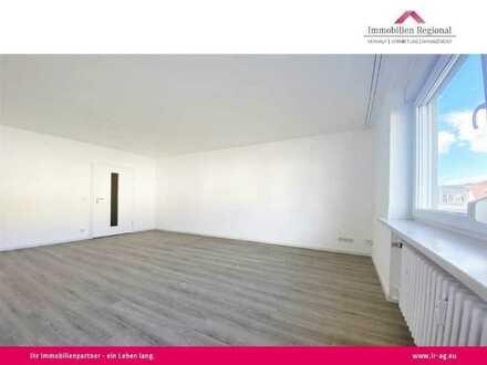 Erstbezug nach Sanierung - Single- Wohnung im Herzen der Kurstadt