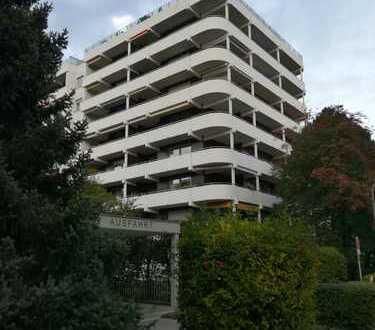 große 2-Zimmer-Wohnung mit 2 Balkonen in Augsburg-Göggingen