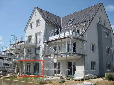 Erstbezug mit Garten: exklusive 2-Zimmer-Wohnung in Herrenberg