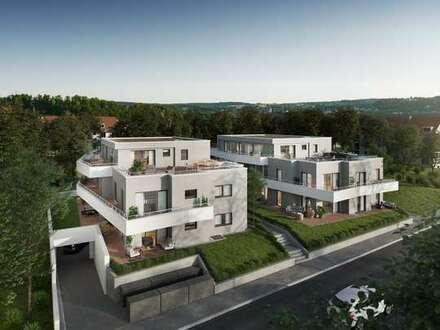 Schön gestaltete 4 Zimmerwohnung mit Balkon