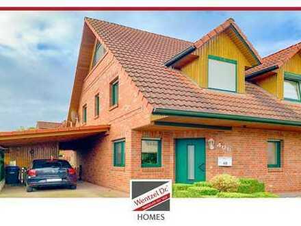 PROVISIONSFREI für Käufer - Gemütliche Doppelhaushälfte in gefragter Lage von Oldenburg (Osternburg)