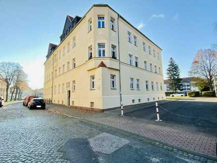 *frei werdend* - 3 Raumwohnung in den Engelsgärten in saniertem Altbau - Hochparterre