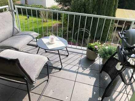 Ansprechende 3,5-Zimmer-Wohnung mit Balkon in Leverkusen-Bürrig