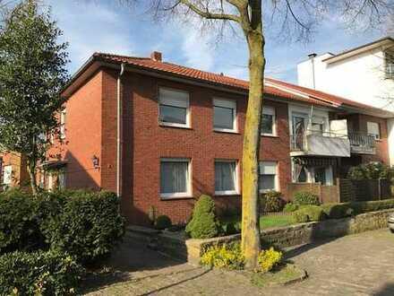 4 Zimmer OG Wohnung in Schüttorf in 2 Familienhaus zu vermieten - frei zum 01.11.2019