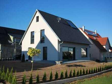 Schönes freistehendes Einfamilienhaus mit acht Zimmern in Donauwörth