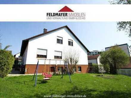 Zweifamilienhaus in ruhiger Wohnlage in der kleinen Ortschaft Adelsried!