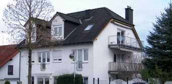 Ippendorf, schöne, helle, ruhige 4-Zimmer-Dachgeschoßwohnung in 3 Parteienhaus