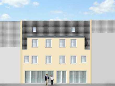 TOP Neubau-Eigentumswohnung im Herzen der Brühler Innenstadt