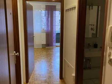 Stilvolle, neuwertige 1-Zimmer-Wohnung mit Balkon und EBK in Heidelberg-Bergheim