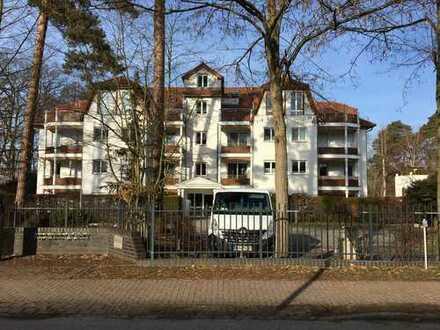TOP-Lage am märkischen Meer - 2-Zimmer-EG-Wohnung