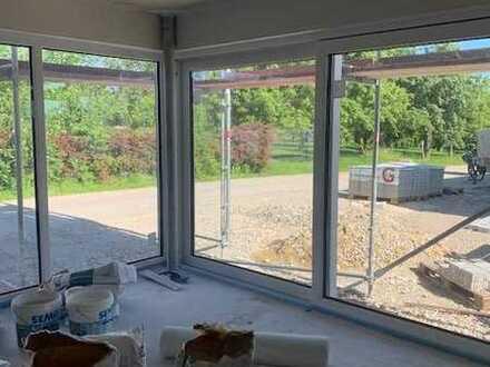 Sonnige Doppelhaushälfte in ruhiger Lage mit Terrasse