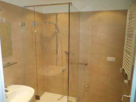 neuwertige 2 Zi.-Whg - excl. Bad/Dusche, extra WC-Fenster, Laminat, Keller in 85570 MARKT SCHWABEN