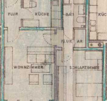 2 Zimmerwohnung - aktuell vermietet.