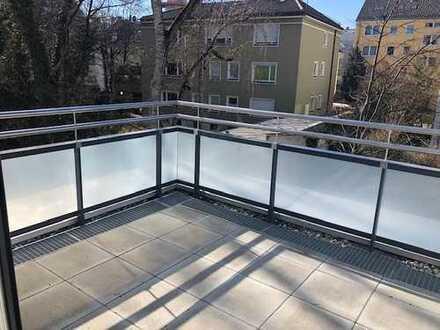 Schöne 3-Zimmer-Wohnung Neubau/Erstbezug in Schwabing (Milbertshofen)