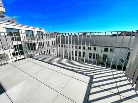 WE3.06   Traumhafte 3-Zimmer-Wohnung mit EBK und Süd-Balkon im Marina Quartier! Frei!