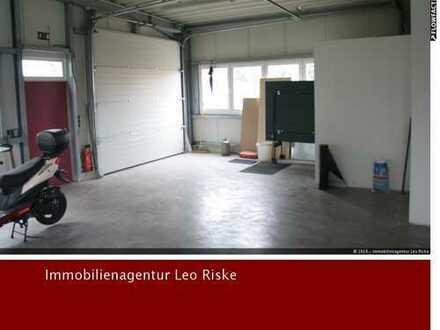 *LEO RISKE* Moderne Halle im beliebten Gewerbegebiet