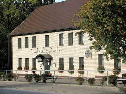 RESERVIERT - Landgasthaus mit Saal in der Prignitz nebst Gästehaus und Wohnung