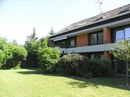 Helle und ruhige 3,5-Zimmer-Wohnung mit Balkon, in Göggingen an den Wertachauen