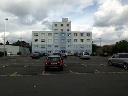 Büro-/Praxisräume bis 3500 m², Teilung individuell möglich, großer Parkplatz