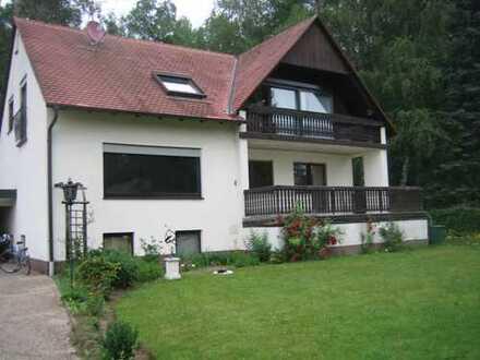 Fischbach, sehr ruhige 1 Zi-Kü-Bad-Wohnung, möbliert