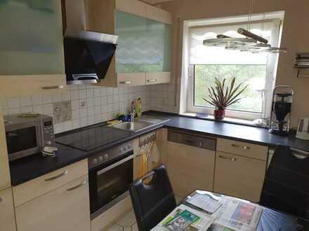 Erschwingliche und gepflegte 3-Zimmer-Wohnung mit Einbauküche und Balkon in Delmenhorst
