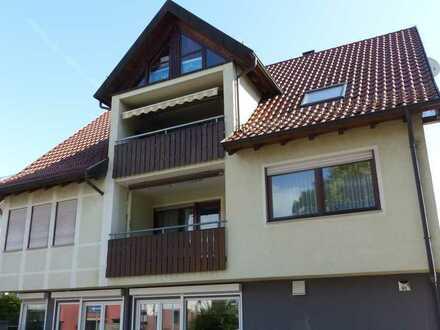 Burger Immobilien!! Weinstadt-Beutelsbach 4,5 Zi.-Maisonette-Wohnung, familienfreundlich und zentral