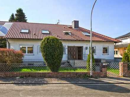 +++ Wohnen und Arbeiten in Main-Lage +++ Einfamilienhaus mit Büro/Praxis-Option