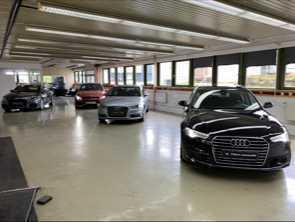 Autohaus in bester Lage Gewerbeeinheit vielseitig nutzbar