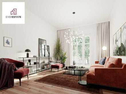 Provisionsfrei: Komfortable Familienwohnung mit 2 Balkonen