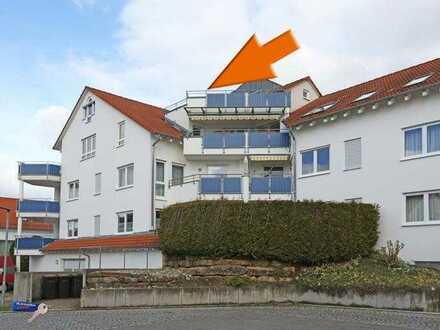 2,5 Zimmer Maisonette Wohnung in Eningen