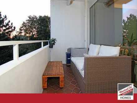 PROVISIONSFREI für Käufer - Unvermietete 1,5-Zimmer-Wohnung in Hamburg-Borgfelde