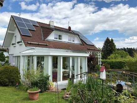 Sehr exklusives Einfamilienhaus in traumhafter Lage zu verkaufen