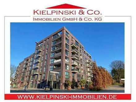 Urbane 3-Zi.-ETW mit Lift + TG in moderner Wohnanlage nahe Stadtpark