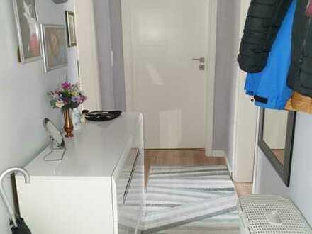 Vollmöblierte 3-Zimmer-Wohnung mit Balkon und EBK in Forst (Lausitz)