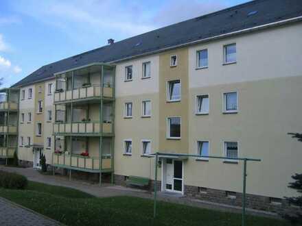 Sanierte, bezugsfertige 2-Zimmer-Wohnung
