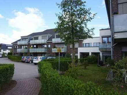 Seniorengerechte 2-Zimmer-Wohnung mit Terrasse in netter Hausgemeinschaft