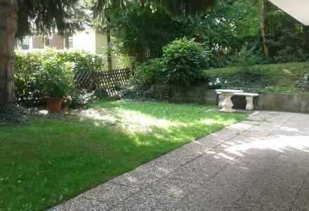 Komponistenviertel: mit großer Terrasse ... der nächste Sommer kommt bestimmt ...