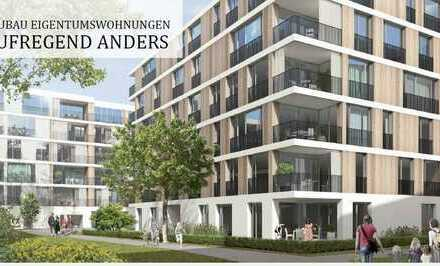 Moderne 2-Zimmer-Wohnung im Herzen von Mannheim