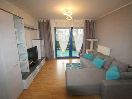 Schöne 2 Zimmer Erdgeschosswohnung in ruhigem Umfeld