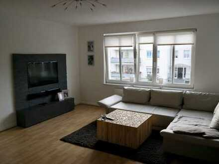 Schöne 4-Zimmer-Wohnung mit Balkon und Einbauküche in Neuruppin