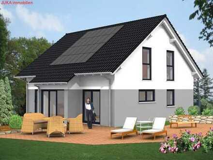 Schlüsselfertiges, energiesparendes Einfamilienhaus
